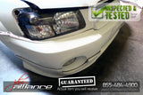 JDM 02-06 Subaru Forester SG5 Turbo Nose Cut Conversion Front End - JDM Alliance