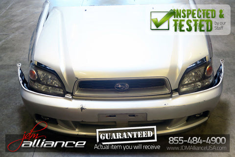 Genuine JDM Subaru Legacy BH5 BE5 Front End Conversion