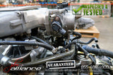JDM 00-02 Honda Accord J30A 3.0L SOHC VTEC V6 Engine - JDM Alliance