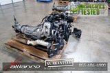 JDM 03-08 Mazda RX8 13B MSP Renesis 6 Port Rotary Engine 6 Speed Manual RWD Trans RX-8 - JDM Alliance