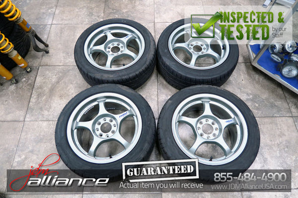 JDM A-Tech MONOBLOCK Final Speed Wheels - JDM Alliance
