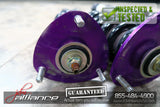 JDM 98-05 Toyota Aristo Lexus GS300 GS400 HKS Hipermax LS+ Damper Coilovers Suspensions - JDM Alliance LLC
