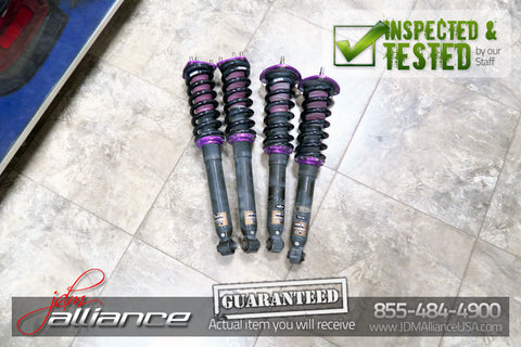 JDM 98-05 Toyota Aristo Lexus GS300 GS400 HKS Hipermax LS+ Damper Coilovers Suspensions - JDM Alliance