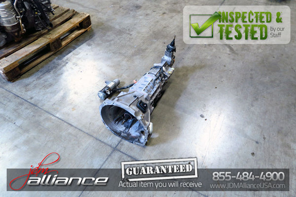 JDM 03-08 Mazda RX8 13B 1.3L 6 Speed Manual RWD Transmission - JDM Alliance