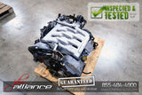 JDM 00-01 Mazda MPV 2.5L DOHC Engine GY-DE Motor & Automatic Transmission - JDM Alliance