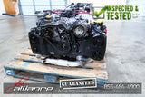JDM 96-97 Subaru Impreza WRX EJ20G 2.0L DOHC Turbo Engine - JDM Alliance LLC