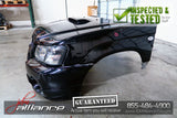 JDM 03-05 Subaru Forester SG5 Turbo Nose Cut Conversion Front End