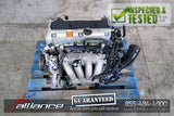 JDM 03-06 Honda Accord Element K24A 2.4L DOHC i-VTEC Engine Acura TSX K24A1 - JDM Alliance