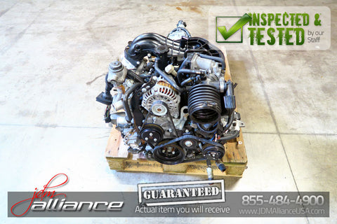 JDM 03-08 Mazda RX8 13B MSP Renesis Rotary Engine & Automatic Transmission RX-8 - JDM Alliance