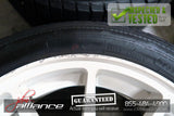 JDM 98-01 Honda Acura Integra Type R DC2 DB8 5x114.3 16 White Wheels Set - JDM Alliance