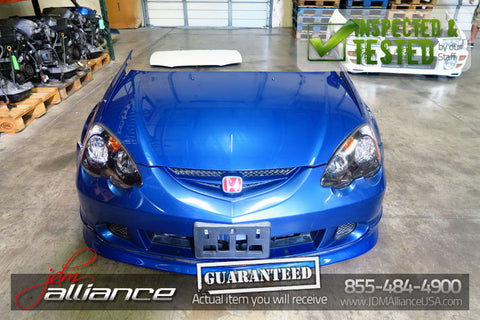 Genuine JDM Honda Integra Type R | Acura RSX DC5 Nose Cut Front End Conversion W/Rear Bumper And Side Skirts - JDM Alliance LLC