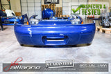 JDM Mitsubishi 3000GT GTO VR4 OEM Front End Conversion Nose Cut Bumper Headlights - JDM Alliance LLC