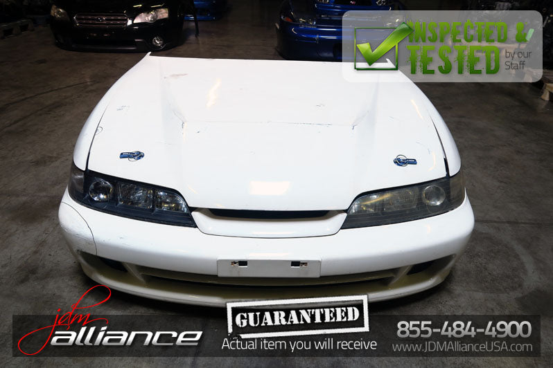 JDM 94-01 Honda Acura Integra Type R DC2 DB8 Nose Cut Front End Conversion  B18C