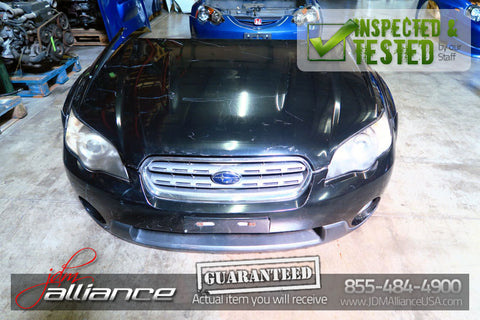 JDM 05-08 Subaru Legacy Outback BP5 Front Nose Cut - JDM Alliance