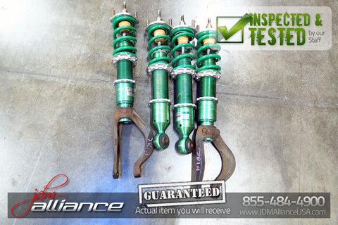 JDM Acura Integra Type R DC2 TEIN CIRCUIT MASTER TYPE RE Coilovers Suspension - JDM Alliance