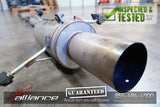 JDM 02-07 Subaru WRX STi FGK Exhaust System Muffler Cat-back - JDM Alliance