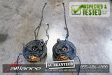 JDM Subaru WRX STi EJ207 Brembo Brakes Calipers Rotors Conversion 5x100 Hub - JDM Alliance