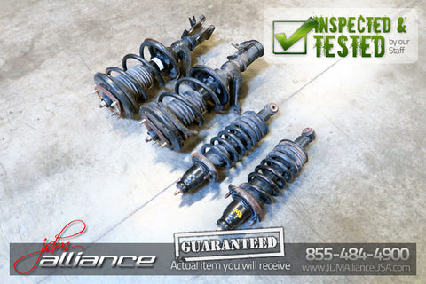 JDM Honda Integra Acura RSX Type R DC5 OEM Struts Suspensions Shocks - JDM Alliance LLC