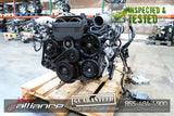 JDM Toyota 1JZ-GTE Twin Turbo 2.5L DOHC Engine R154 5 Speed Transmission - JDM Alliance
