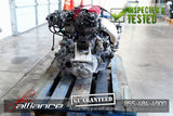JDM 98-02 Honda Accord Euro R H22A 2.2L DOHC VTEC Engine 5 Spd LSD Trans ECU - JDM Alliance