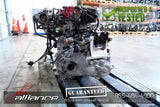 JDM 98-02 Honda Accord Euro R H22A 2.2L DOHC VTEC Engine 5 Spd LSD Trans ECU - JDM Alliance LLC