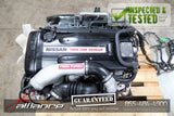 JDM Nissan Skyline GTR R32 RB26DETT 2.6L DOHC Twin Turbo Engine
