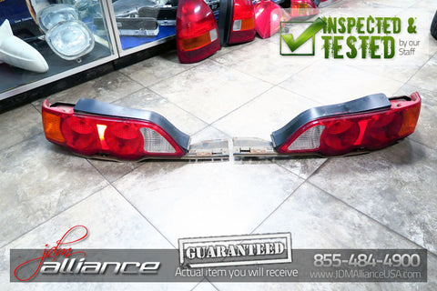JDM 01-04 Honda Integra Acura RSX Type R OEM Tail Lights R/L DC5 K20A Taillights - JDM Alliance