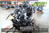 JDM 99-04 Subaru EJ20 2.0L SOHC Engine - Replacement for EJ25 2.5L SOHC Engine - JDM Alliance