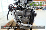 JDM 02-05 Subaru Forester | Impreza WRX EJ205 2.0L Quad Cam AVCS Turbo Engine - JDM Alliance LLC