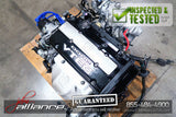 JDM Honda Accord Euro R | Prelude H22A 2.2L DOHC VTEC obd2 Engine 5 Speed Transmission LSD - JDM Alliance