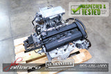 JDM 99-01 Honda B20B 2.0L DOHC High Compression Engine
