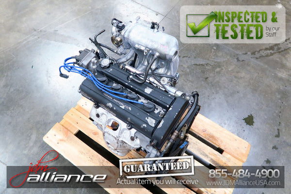 JDM 99-01 Honda B20B 2.0L DOHC High Compression Engine - JDM Alliance
