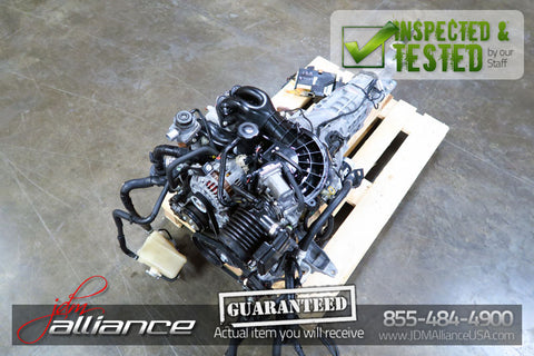 JDM 03-08 Mazda RX8 13B MSP Renesis Rotary Engine & 6 Speed Manual Transmission - JDM Alliance