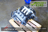 JDM 93-97 Mazda KL-DE 2.5L DOHC V6 Engine MX6 MX6 626 Ford Probe Motor KLZE - JDM Alliance