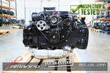 JDM 04-06 Subaru EJ20X 2.0L DOHC Dual AVCS Turbo Engine - JDM Alliance LLC