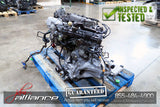 JDM 96-00 Honda Civic D15B 1.5L SOHC 3 Stage VTEC Engine 5 Spd Transmission