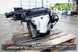 JDM 89-91 Honda Civic ZC 1.6L SOHC obd0 *Non VTEC* Engine D16A D15B - JDM Alliance
