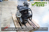 JDM 99-01 Honda B20B 2.0L DOHC High Compression Engine - JDM Alliance LLC