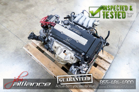 JDM 96-01 Honda Acura Integra GSR B18C 1.8L DOHC VTEC Engine 5 Speed LSD Transmission ECU - JDM Alliance