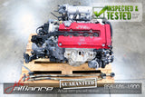 JDM 96-97 Honda Acura Integra Type R B18C 1.8L DOHC VTEC Engine LSD Trans ECU - JDM Alliance
