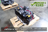 JDM 96-99 Subaru Legacy | Forester EJ25 2.5L DOHC Engine - JDM Alliance