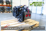 JDM 96-99 Subaru Legacy Forester EJ25 2.5L DOHC Engine - JDM Alliance