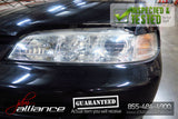 JDM 94-01 Honda Acura Integra DC2 DB8 Nose Cut Conversion Headlights Bumper DB6 DC2 DB7 DB8 - JDM Alliance LLC