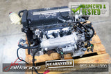 JDM 92-95 Honda Civic SiR B16A 1.6L DOHC VTEC obd1 Engine 5 Spd LSD MT Trans ECU - JDM Alliance
