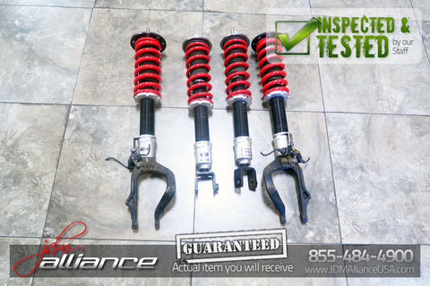 JDM Honda Acura TSX RS-R Best*I Intelligence Adjustable Suspensions Coilovers - JDM Alliance
