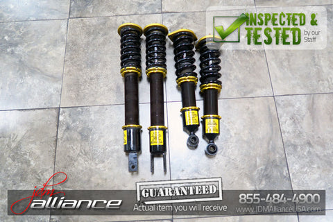 JDM Nissan 300ZX Failrlady Z32 Adjustable Coilovers Suspensions Struts - JDM Alliance LLC