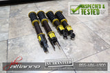 JDM Nissan 300ZX Failrlady Z32 Adjustable Coilovers Suspensions Struts