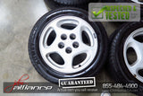 "JDM 90-96 Nissan 300ZX Fairlady Z32 OEM Wheels 5x114.3 16x7.5 ET45 16"" - JDM Alliance"
