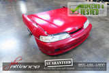 JDM 94-01 Honda Acura Integra DC2 DB8 DB6 Nose Cut Conversion Headlights Bumper - JDM Alliance
