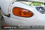 JDM Mitsubishi 3000GT GTO OEM Front End Conversion Nose Cut Bumper Headlights - JDM Alliance